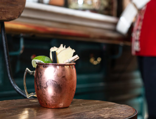 Diwine Moscow mule